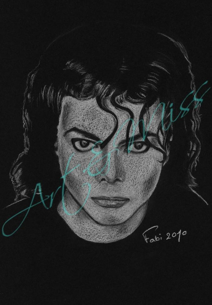 Michael Jackson by Fajojelu